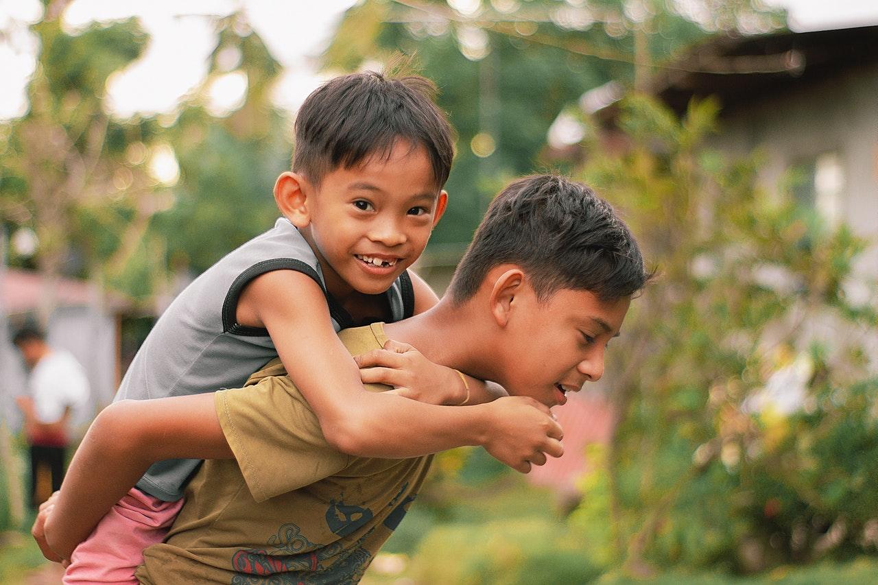A reconciliação com o irmão
