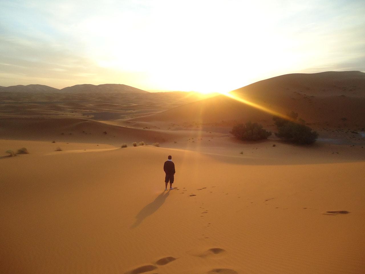As tentações no deserto